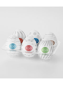 TENGA EGG STANDARD PACKAGE