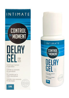INTIMATE DELAY GEL MEN 50ml