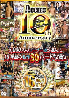 ACCEED 10th Anniversary Best Selection