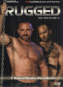 <数量限定>RUGGED REAL MEN VOLUME 14