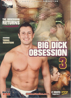 <数量限定>BIG DICK OBSESSION 3