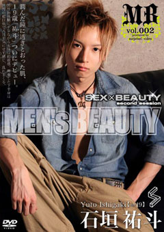 MEN'S BEAUTY vol.002 -second session-