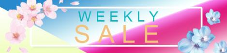 WEEKLYSALE!!